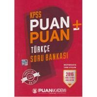 Puan Kpss 2016 Türkçe Soru Bankası