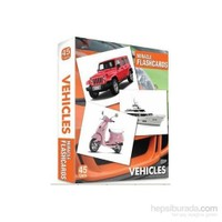 Miracle Flashcards Vehicles - 45 Pictures
