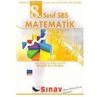 Sınav 8. Sınıf Sbs Matematik Çözümlü Soru Bankası