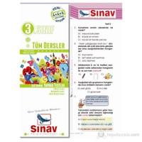 Sınav Dergisi 3.Sınıf Tüm Dersler Yaprak Test (48 Test)