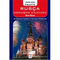 Pratik Rusça Konuşma Kılavuzu-Banu Baran