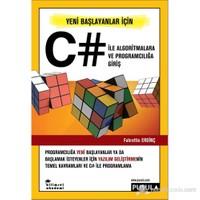 Yeni Başlayanlar İçin C# ile Algoritmalara ve Programcılığa - Fahrettin Erdinç