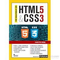 Html5 & Css3 - Fahrettin Erdinç