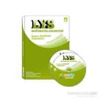 Derstakip Lys 1 Matematik - Geometri Görüntülü Eğitim Seti Dvd