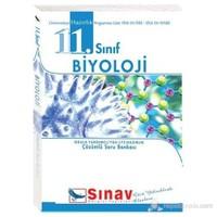 Sınav Dergisi 11. Sınıf Biyoloji Çözümlü Soru Bankası
