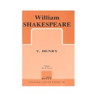 V. Henry-William Shakespeare