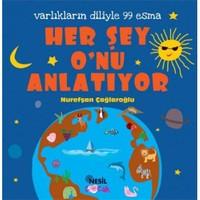 Varlıkların Diliyle 99 Esma Her Şey O'nu Anlatıyor - Nurefşan Çağlaroğlu