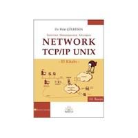 Network TCP/IP Unıx El Kitabı - (İnternet Omurgasının Alt Yapısı)