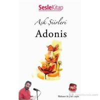Şiirler - Adonis-Adonis