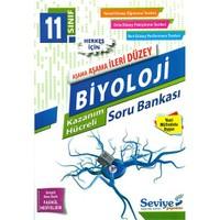 Seviye Yayınları 11. Sınıf Biyoloji Soru Bankası