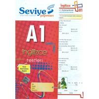 Seviye Yayınları 9. Sınıf A1 İngilizce Yaprak Testleri