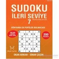 Sudoku İleri Seviye - 7 Dünyanın En Popüler Bulmacası Çok Zor 200 Bulmacası-Okan Arıkan