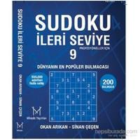 Sudoku İleri Seviye - 9 Profesyoneller İçin-Sinan Çeçen