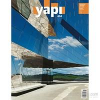 Yapı Dergisi – 2015 Temmuz Sayı:404