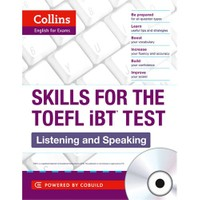 Collins Skills for the TOEFL iBT Listening and Speaking +3 CDs