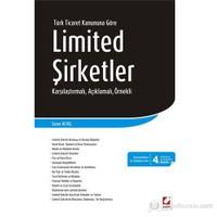 Yeni Türk Ticaret Kanununa Göre Limited Şirketler