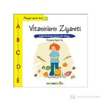 Pedagojik Öyküler Dizisi 6: Vitaminlerin Ziyareti - Ayşen Oy
