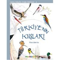 Türkiyenin Kuşları - Tim Davis