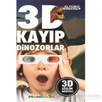 3D Kayıp Dinazorlar-Tunç Topçuoğlu