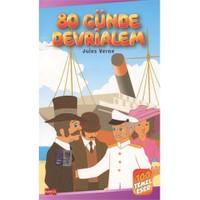 80 Günde Devri Alem-Jules Verne