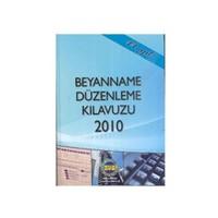 Beyanname Düzenleme Kılavuzu 2010