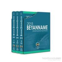 2015 Beyanname Düzenleme Kılavuzu 3 Kitap Takım Kutulu