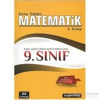 Ka Konu Odaklı 9.Sınıf Matematik 2.Kitap