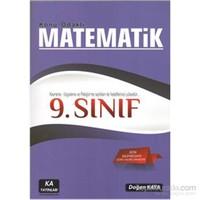 Ka Konu Odaklı Matematik 9.Sınıf