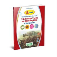 Zambak Yayınları 8. Sınıf İnkilap Tarihi Ve Atatürkçülük Soru Bankası