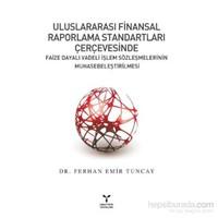 Uluslararasi Finansal Raporlama Standartlari Çerçevesinde