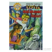 Mağaradaki İskelet - Yaz Arkadaşları 2. Kitap