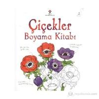 Çiçekler Boyama Kitabı-Susan Meredith