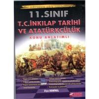 Esen 11.Sınıf T.C. İnkılap Tarihi Ve Atatürkçülük Konu Anlatımlı - Ziya Demirel