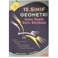 Esen 10. Sınıf Geometri Konu Özetli Soru Bankası