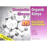 LYS Elementler Kimyası Organik Kimya Konu Özetli Soru Bankası