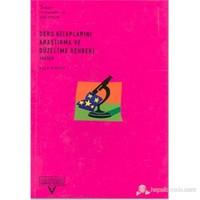 Ders Kitaplarını Araştırma ve Düzeltme Rehberi Unesco (Unesco Guidebook on Textbook Research and Tex