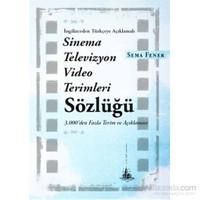 Sinema Televizyon Video Terimleri Sözlüğü