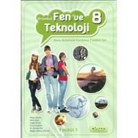 8.Sınıf Fen Ve Teknoloji Konu Anlatımlı Fasikül Set / Bilfen Yay.