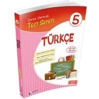 5.Sınıf Türkçe Test Sepeti / Dörtrenk Yay.-Kolektif