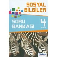 4.Sınıf Sosyal Bilgiler Soru Bankası / Tudem Yay.