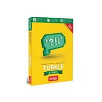8 Sınıf Türkçe Fasikül Set Değer Yay