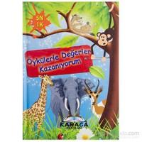 Karaca Öykülerle Degerler Eğitici Kitap