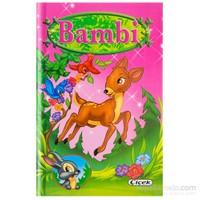 Küçük Klasikler Bambi Eğitici Kitap