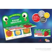 Meyveler Ve Sebzeler - Kolay Öğrenme 3-Kolektif