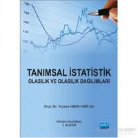 Tanımsal İstatistik Olasılık Ve Olasılık Dağılımları-Neyran Orhunbilge