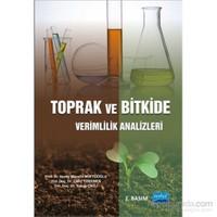 Toprak Ve Bitkide Verimlilik Analizleri-Yakup Çıkılı
