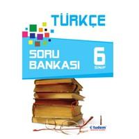 6.Sınıf Türkçe Soru Bankası / Tudem Yay.