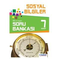 7.Sınıf Sosyal Bilgiler Soru Bankası / Tudem Yay.
