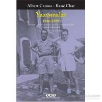 Yazışmalar (1946-1959)-Albert Camus