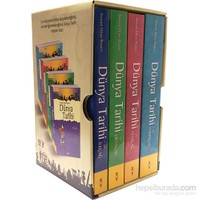 Dünya Tarihi 4 Cilt Takım ( 4 Kitap Bir Arada) İlkçağ-Ortaça - Susan Wise Bauer